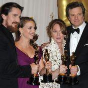 Oscars 2011 : Natalie Portman, Colin Firth... Les lauréats et le palmarès !