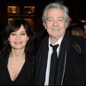 "Pierre Arditi : ""Evelyne, je l'aime, je l'estime, je l'admire."""