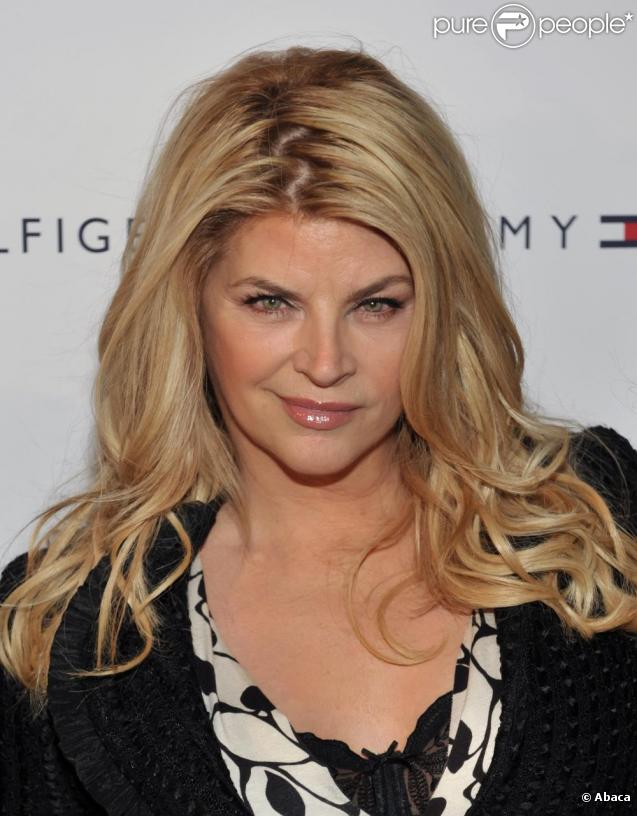 Kirstie Alley - Images Colection