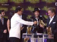 Victoires 2011: Triomphes, émotions fortes et petits loupés, revivez la soirée !