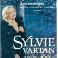 Sylvie Vartan par Pierre & Gilles pour l'affiche d'un concert.