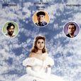 Catherine Deneuve par Pierre & Gilles pour le film  La Reine blanche , 1991