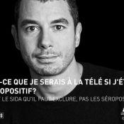 Ali Baddou : Est-ce qu'il serait à la télé s'il était séropositif ?