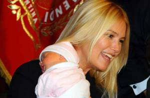 PHOTOS : Découvrez la petite fille de Valeria Mazza...
