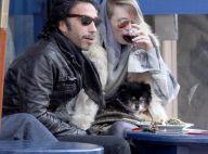 Carlos Leon, père de Lourdes : Un déjeuner en amoureux, fou de sa douce !