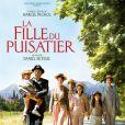 L'affiche du film La fille du puisatier, de et avec Daniel Auteuil