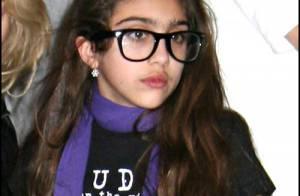 PHOTOS : La fille de Madonna ressemble de plus en plus à son père...