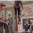 Des images de  Scream 4 , en salles le 13 avril 2011.