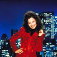 Fran Drescher, plus connue sous le nom de Miss Fine dans la série culte, Une nounou d'enfer.