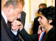 PHOTOS : Rachida Dati célèbre son premier mariage avec... Jacques Chirac !
