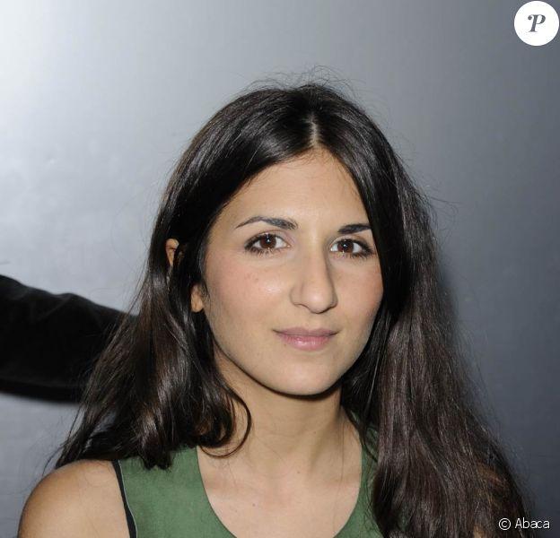 """Géraldine Nakache à l'occasion de la première journée du """"Printemps du Cinéma"""", à l'UGC de la Défense, à Paris, le 20 mars 2011."""