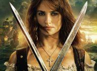 Pirates des Caraïbes 4 : Penélope Cruz et Johnny Depp dans le trailer ultime !