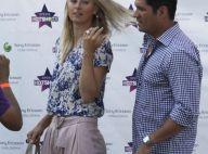 Maria Sharapova : La tenniswoman exhibe enfin son énorme bague de fiançailles !