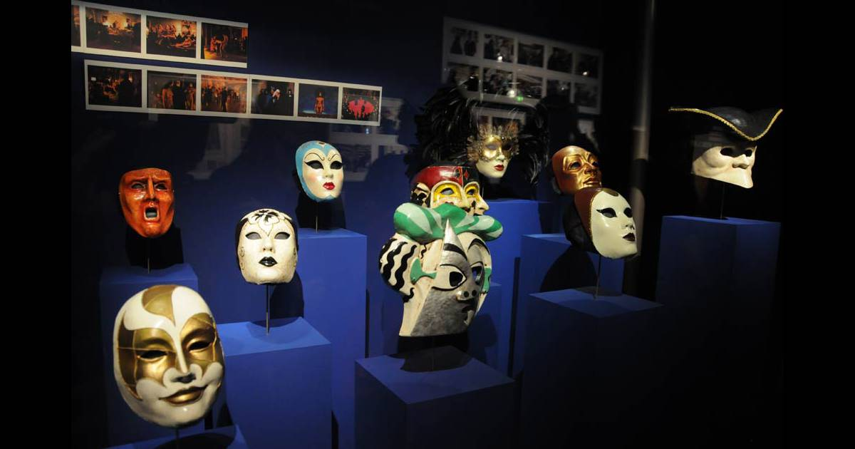 L 39 exposition stanley kubrick qui se tient la for Expo paris mars