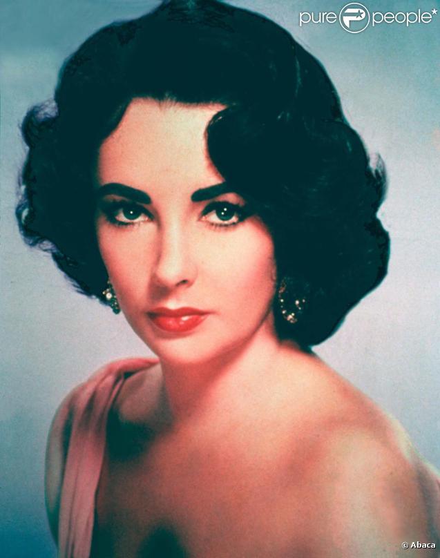Elizabeth Taylor en 1951