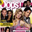 """""""Le magazine Oops sorti le 25 mars avec Cindy et Giuseppe en couverture"""""""