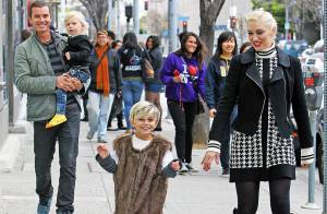 Gwen Stefani : Morte de rire et ivre de joie avec sa famille au grand complet !
