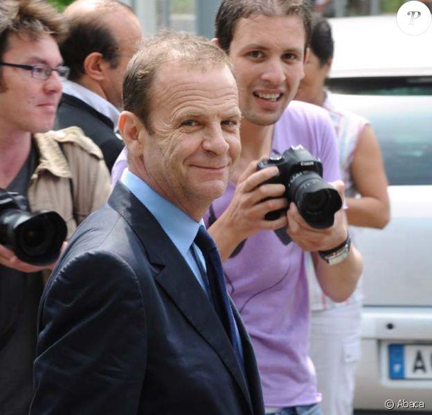 François-Marie Banier, Paris, le 1er juillet 2010