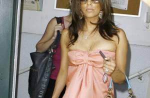 PHOTOS : Eva Longoria, ta robe est trop petite !