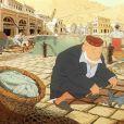 Des images du  Chat du Rabbin , en salles le 1er juin 2011.
