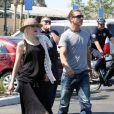 Gwen Stefani et Gavin Rossdale au zoo (10 avril 2011 à Los Angeles)