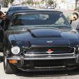 Halle Berry et Olivier Martinez dans les rues de Los Angeles, le 10 avril 2011.