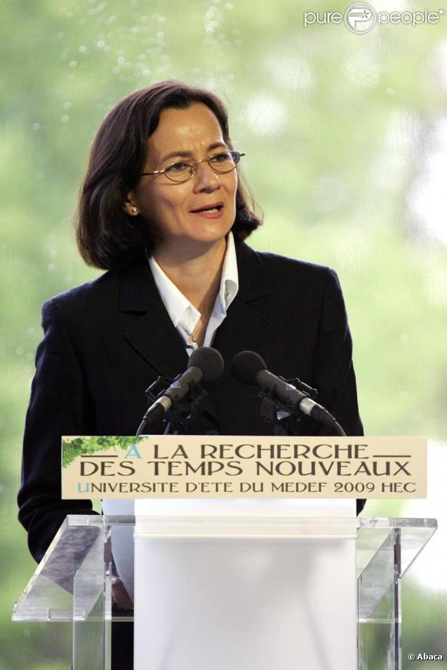 Clara Rojas en septembre 2009