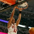 La star des Chicago Bulls Joakim Noah participera aux playoffs 2011 de la NBA