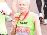 Agyness Deyn : bluffante lors du marathon de Londres !
