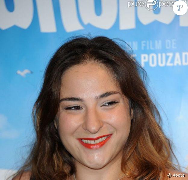 Marilou Berry rayonnante à la première de La Croisière, le 18 avril à Paris