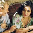 Marilou Berry dans le film  Il était une fois dans l'Oued , séduisante aux côtés de Julien Courbey