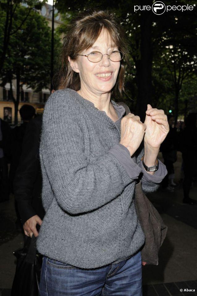 Jane Birkin est heureuse, son sac Hermès s'est envolé aux enchères pour 111 500 euros en faveur du Japon