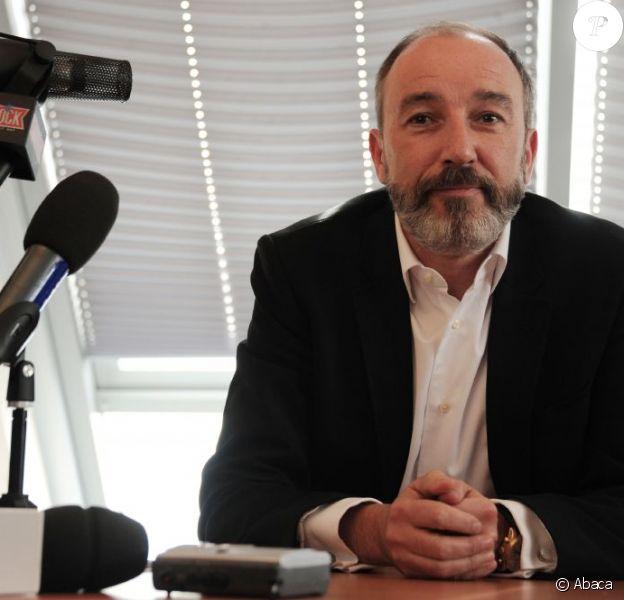 Le fondateur Pierre Bellanger de la radio Pierre Bellanger