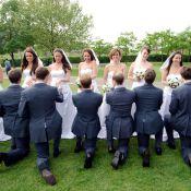 Mariage de William et Kate : Les couples de sosies départagés à Londres !