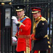 Mariage de William et Kate : William ovationné en colonel des Irish Guards !