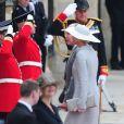 Le Prince Albert et Charlene Wittstock arrivent à l'abbaye de Westminster pour le mariage de Kate Middleton et le Prince William le 29 avril 2011