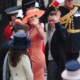 Les 1 900 convives invités à assister au mariage du prince William et de Catherine Middleton le 29 avril 2011, dont Victoria et Daniel de Suède, ont pris place à Westminster dans les premières heures de la matinée.