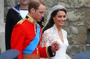 Kate Middleton : Une robe de mariée inspirée de celle de Grace Kelly !