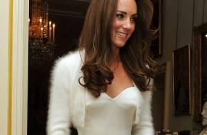Kate Middleton adopte le style années 50... Glamour à souhait !