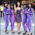 Katy Perry présente son parfum Purr à Melbourne en Australie le 30 avril 2011