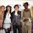 Thierry Frémont à l'occasion du Bal des Princesses 2011, qui s'est tenu à Paris, le 30 avril 2011.