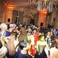 Des images du Bal des Princesses, qui s'est tenu à Paris le 30 avril 2011.