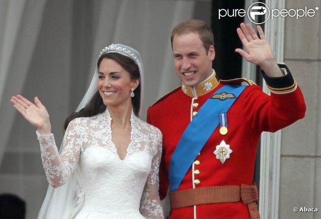 Mariage de Kate et William : Les révélations savoureuses du ...
