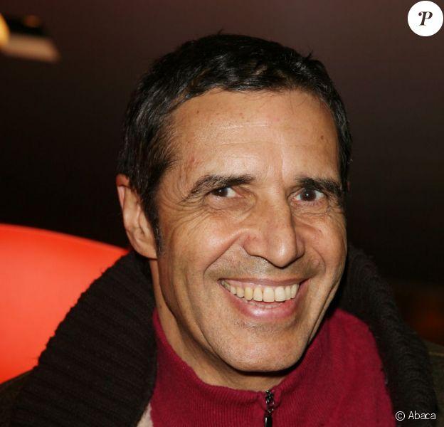 Julien Clerc le 3 avril 2008