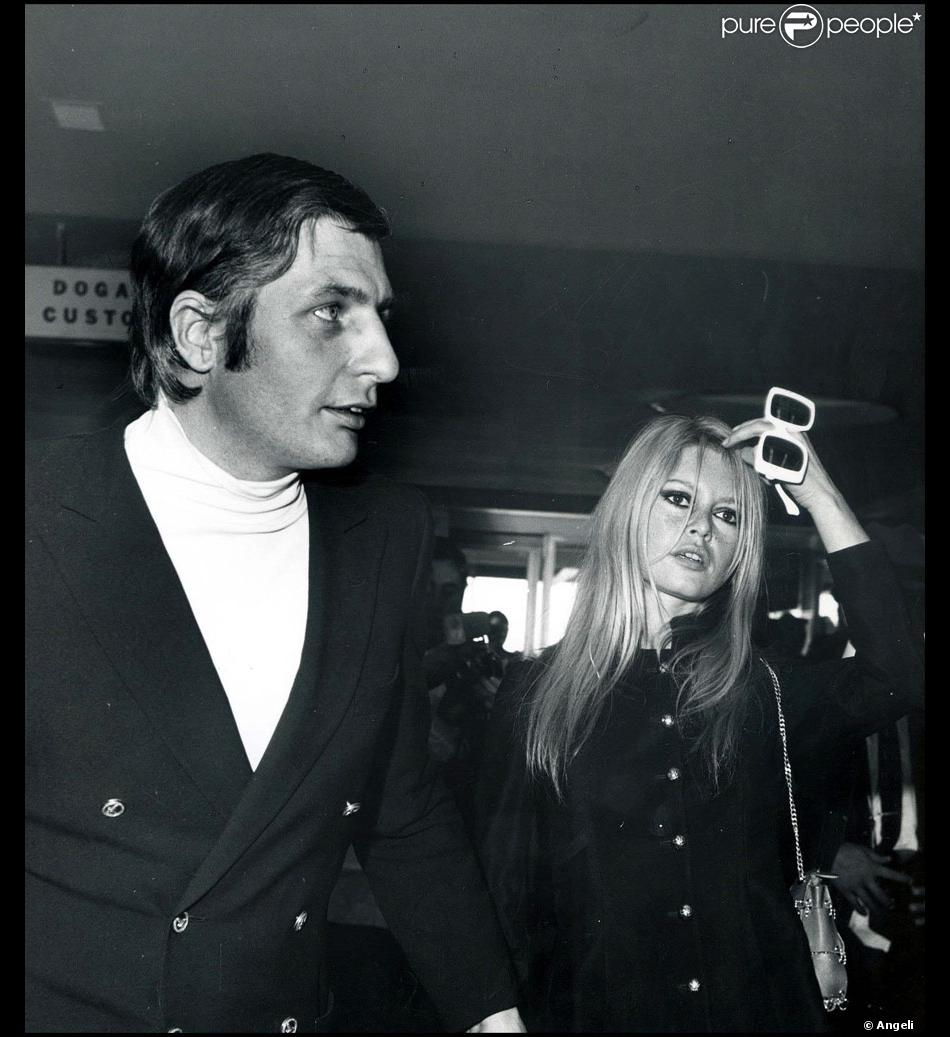 Gunter Sachs et Brigitte Bardot - 102.0KB