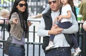 Vin Diesel : Avec sa compagne mannequin et sa fille, il profite de son succès !