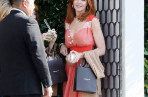 Marcia Cross abandonne enfin son look négligé pour une robe sexy !