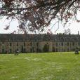L'abbaye de Vaux-de-Cernay le lieux du mariage