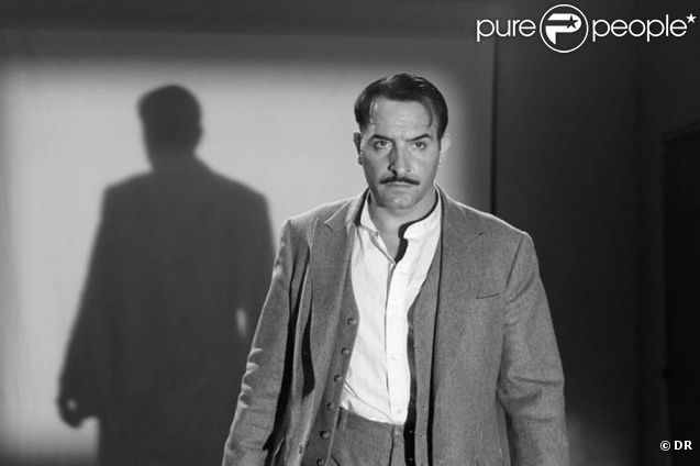 Des images de  The Artist , présenté le 14 mai à Cannes, et en salles le 19 octobre 2011.