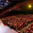 L'ouverture du festival de Cannes le 11 mai 2011 avec la maîtresse de cérémonie Mélanie Laurent